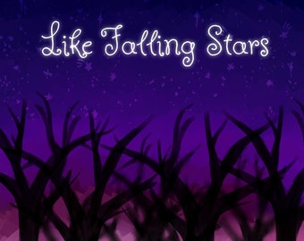 Like Falling Stars by Avalon Roselin - Paperback