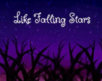 Like Falling Stars by Avalon Roselin - eBook