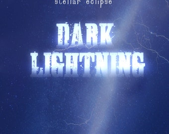 Stellar Eclipse #2: Dark Lightning by Avalon Roselin - Paperback