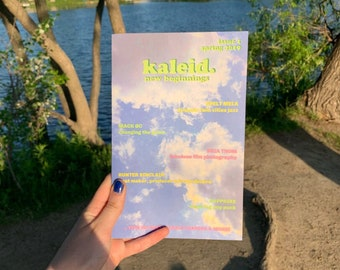 Kaleid Zine Issue 1