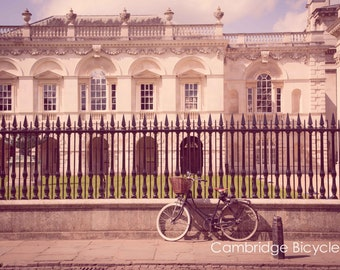 Bicycle Wall Art and Fine Art Prints- Bicycle Photography- Cyclist Gift- Unframed or Ready to Hang-Canvas-Art Panel-Framed