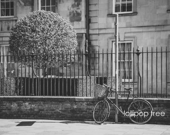 Bicycle Photography Collection-Wall Art and Fine Art Prints-Black and White Limited Edition Unframed or Ready to Hang-Canvas-Art Panel
