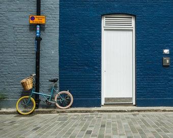 Bicycle Cycling Wall Art