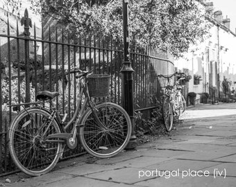 Bicycle Wall Art Collection-Cycling Gifts- Fine Art Prints-Black and White Limited Edition Unframed or Ready to Hang-Canvas-Art Panel