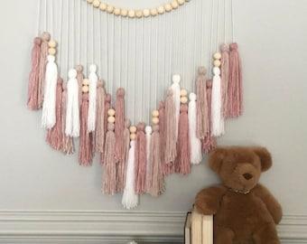 nursery decor girl