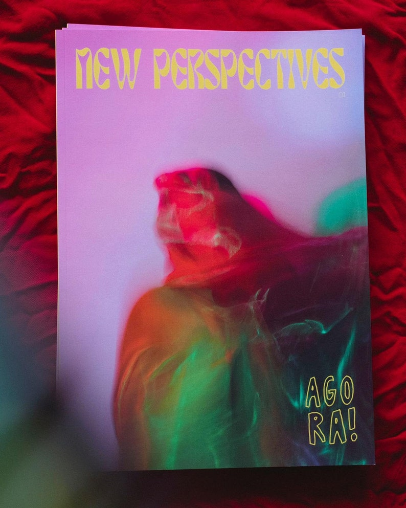 AGORA Magazine Issue 1 New Perspectives image 1