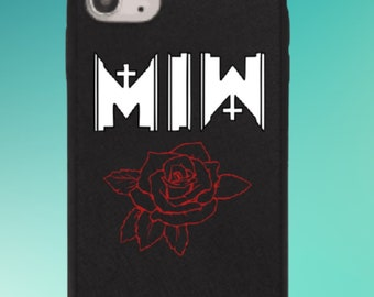 MIW Motionless In White Rose Phone Case
