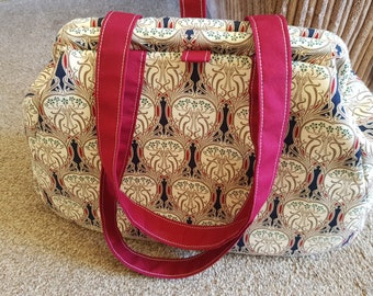 hobby bag/carpet bag