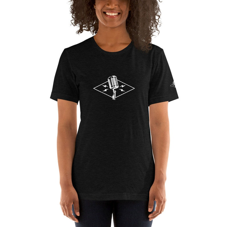 The Offical Jazz Singer Short-Sleeve Unisex T-Shirt image 1