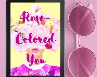 Premade Romance EBook Cover Includes 3 FREE Mockups | falling in love romance, finally found love romance, romantic comedy novel cover