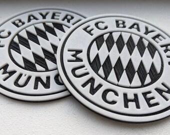 FC Bayern München coaster set