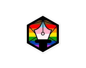 JoD4HAP Pride Logo