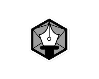 JoD4HAP Logo Sticker