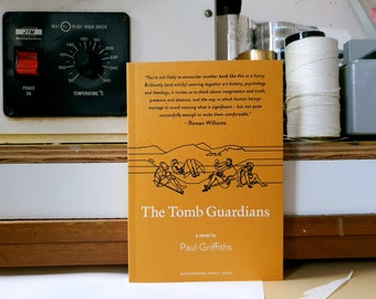 The Tomb Guardians by Paul Griffiths : literary fiction