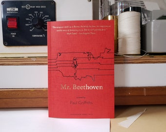 Mr. Beethoven : historical fiction by Paul Griffiths