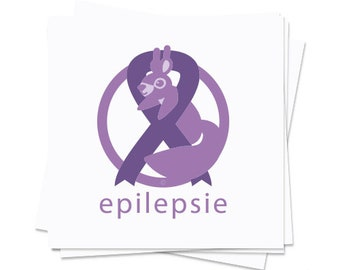 temporary tattoos, epilepsy, packets of 10