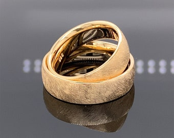 Wedding rings - Wedding rings - Partner rings - Friendship rings - Engagement rings - in gold, silver, platinum available in different variations