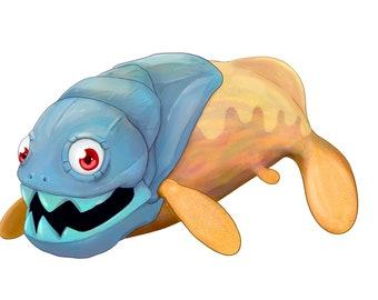 Chibi Dunkleosteus