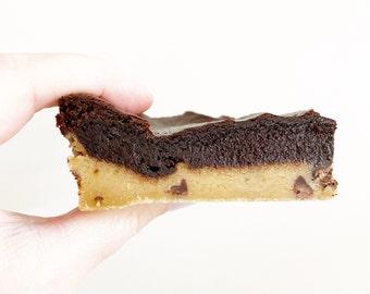 Brookies, Vegan Cake Vegan Brownies Brownie Cookie