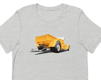 Ford Truck Premium T-Shirt - Bella + Canvas - 1929 Ford Pro Street Truck