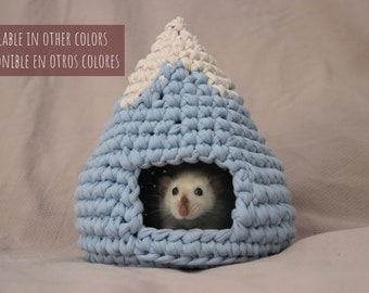 Ratties Igloo Nest - House for rats and small rodents