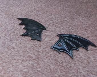Bat wings for boots