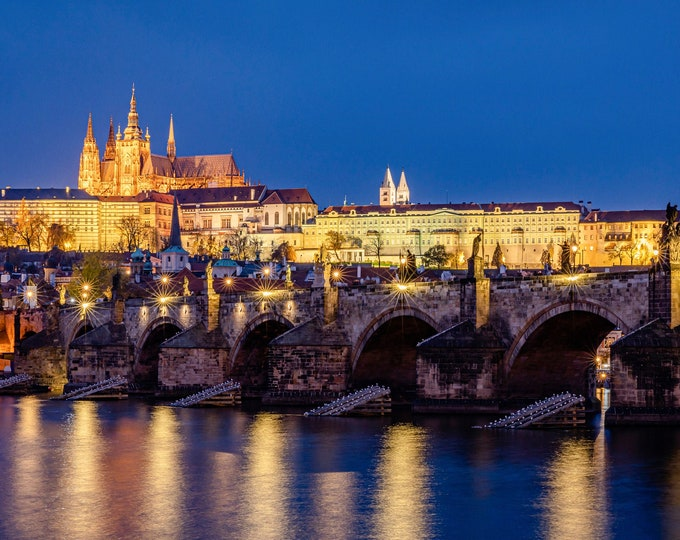 View of Prague Castle Master Of Photography