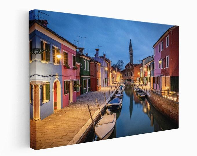 Burano, Island in Italy Master Of Photography