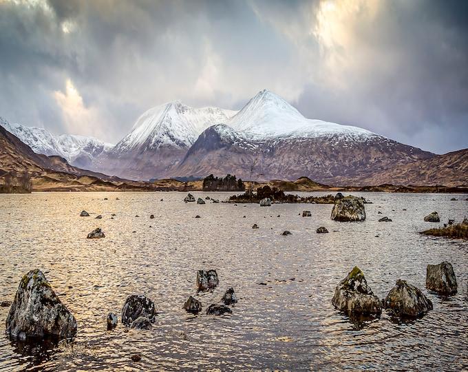 Loch Ba Scotland Master Of Photography