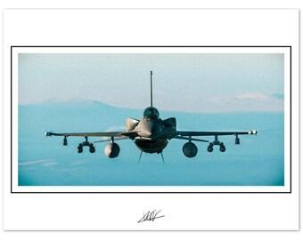 F16V Viper - unframed