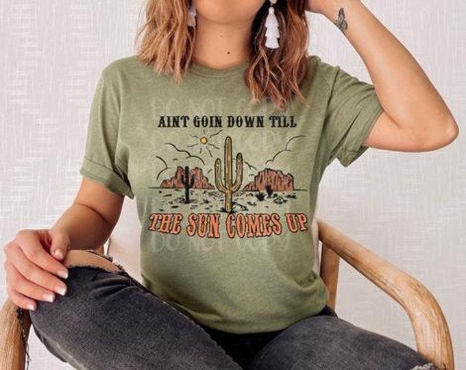 Ain't Goin Down Tee