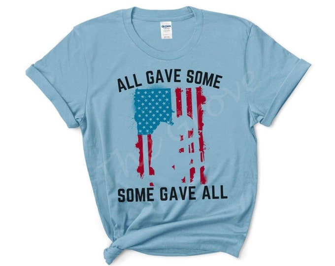 Some Gave All, Graphic Tee