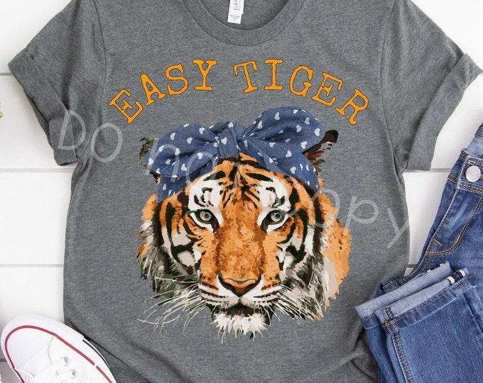 Easy Tiger with Bandana