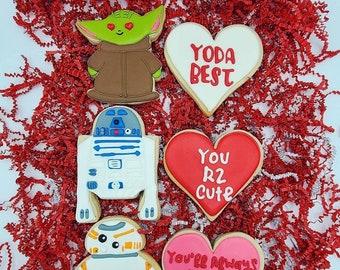 Star Wars Cookies GIFT BOX