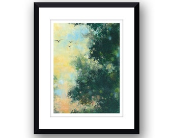 Sundown - Signed Limited Edition, mounted print