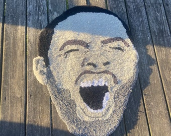 Mac Miller GO:OD AM Hand Tufted rug carpet
