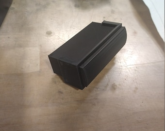 07-13 Silverado dashboard cubby plug