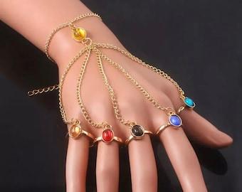 infinity stone bracelet