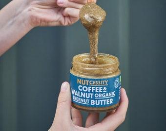 5x Organic Coffee & Walnut Nut Butter (5-Pack)