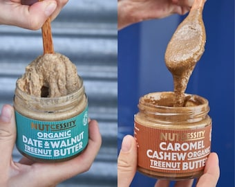 Organic Great Taste Nut Butter Pack (2-Pack)