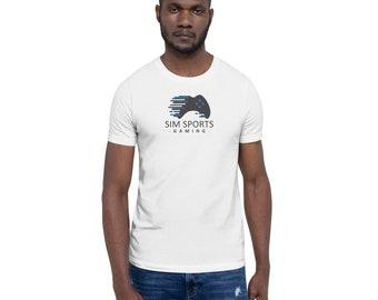 SSG Gray Logo T-Shirt