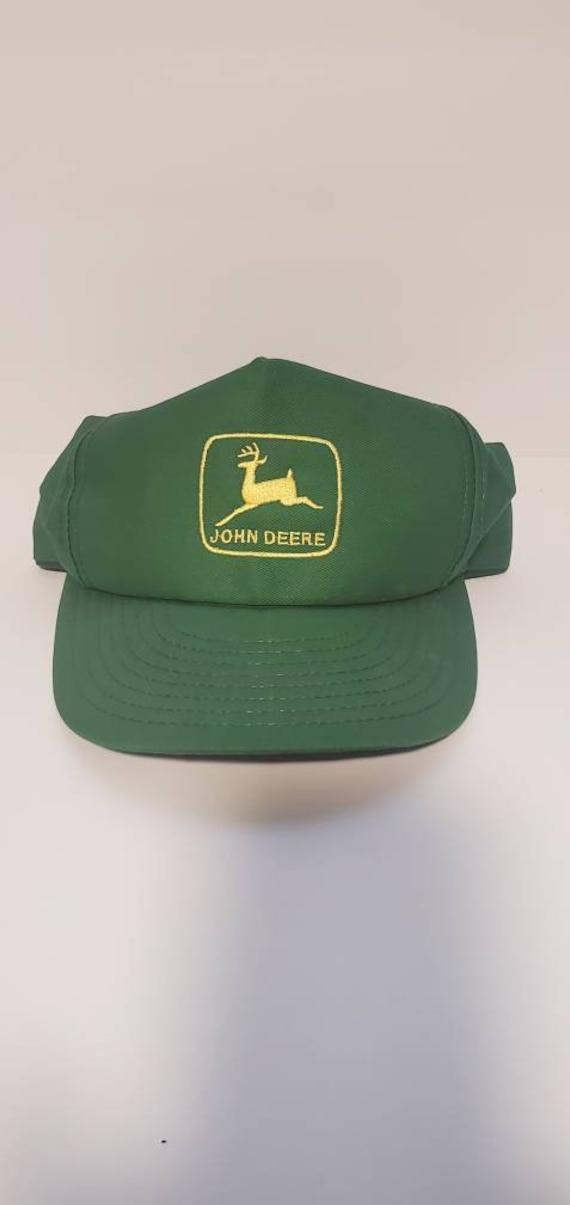 Real Deal vintage John Deere 1960's hat!