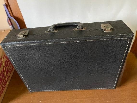 Vintage Briefcase 1970s - image 1