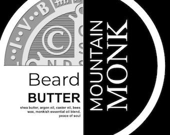 Mountain Monk Beard Butter