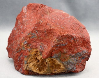 Large Raw Red Jasper Chunk