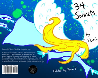 34 Sonnets by T.S. Roach (pre-order now!)