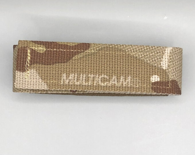Multicam Arid Nobody Strap Manager Limited Edition