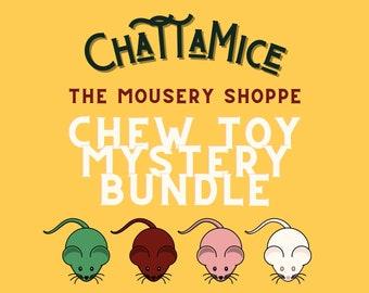 Chew Toy Mystery Bundle
