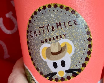 ChattaMice Sticker