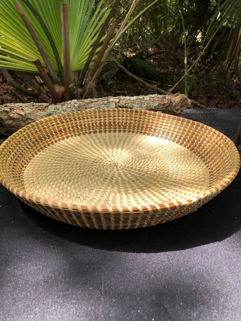 Large serving tray image 1